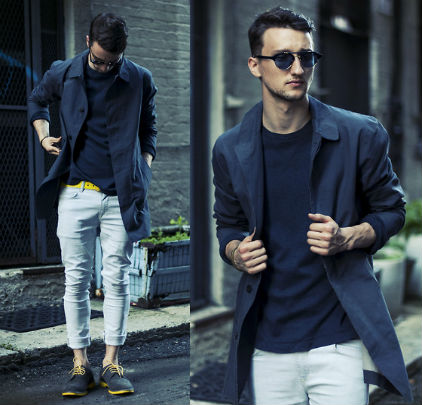 Men's Bloggers: 5 Male Fashion Bloggers We Swoon Over - charlie!