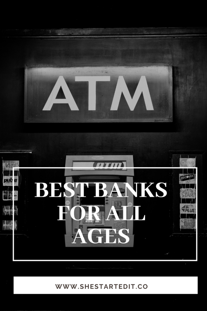 best banks in the US for all ages