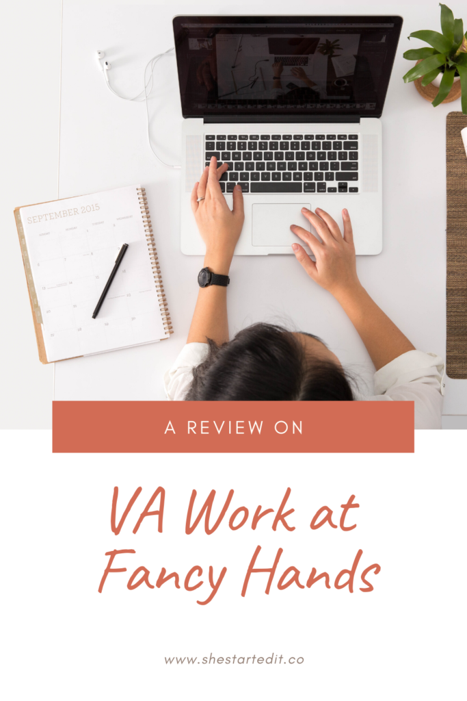 a review on fancy hands