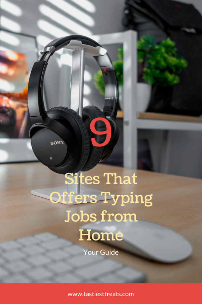 sites that offer typist jobs from home