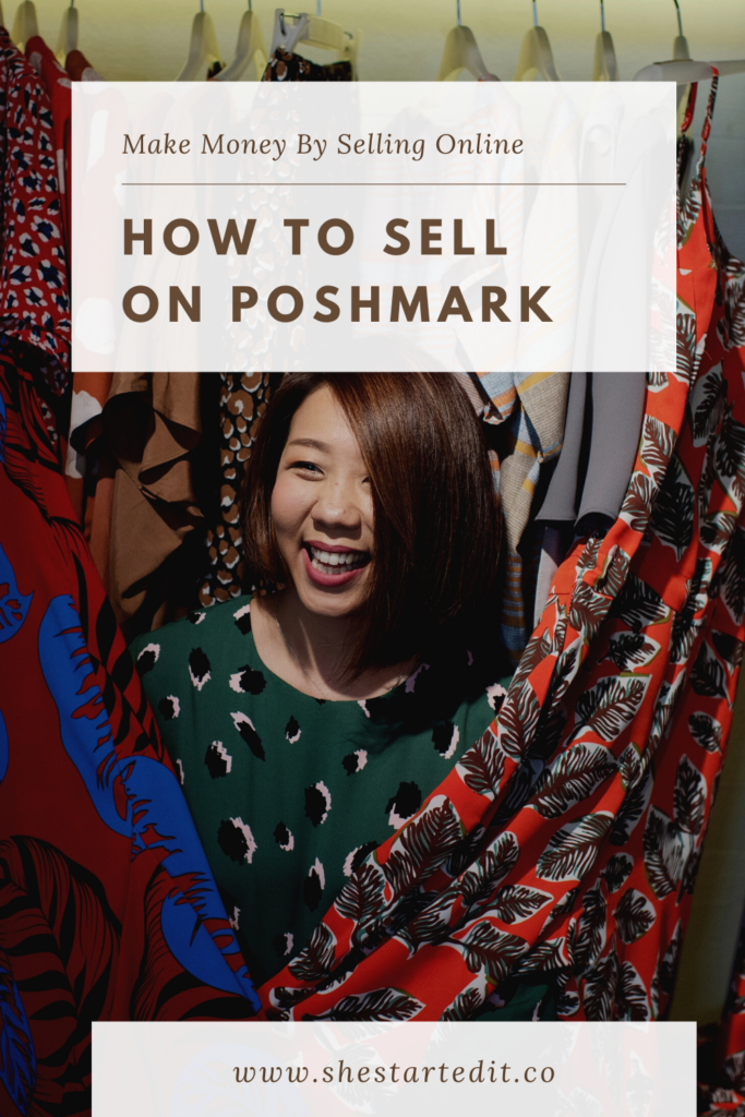 how to sell on poshmark successfully