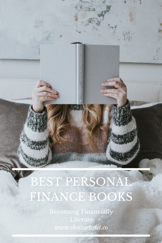 9 personal finance books that you should read