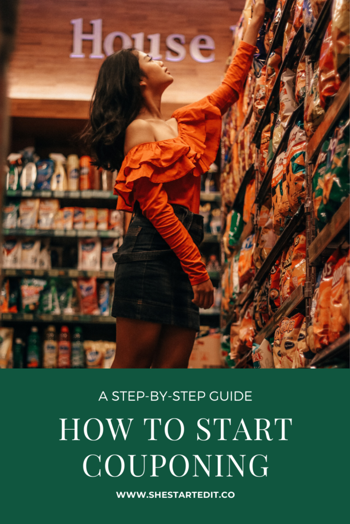 how to start couponing the easy way step by step guide
