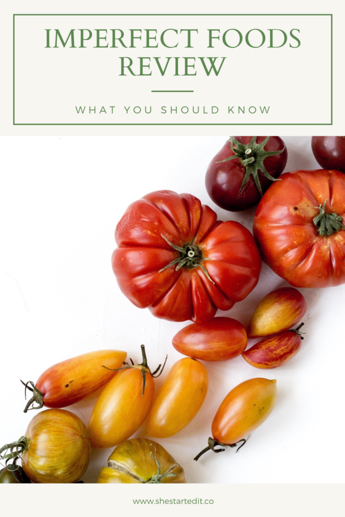 Imperfect Foods review what you should know