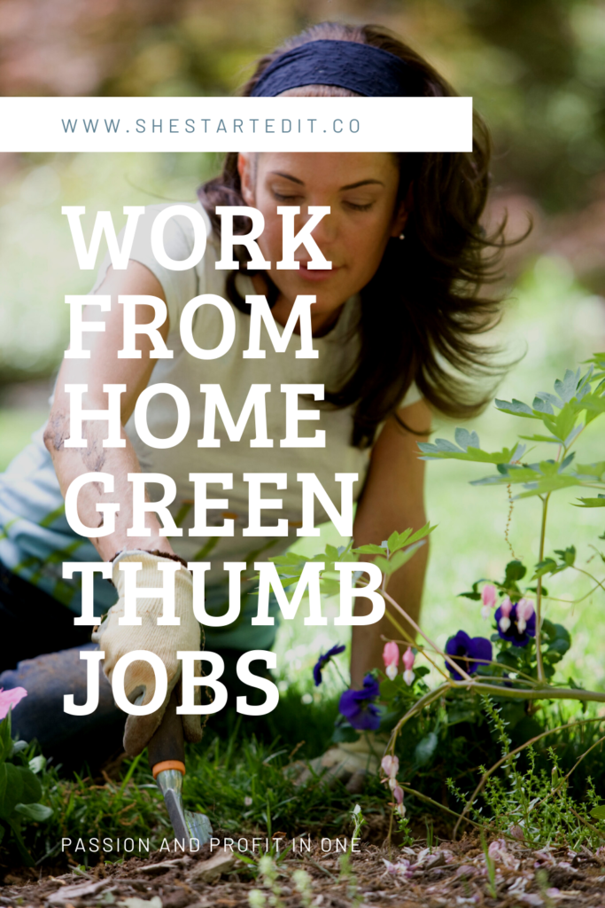 green thumb jobs for every plant lover out there