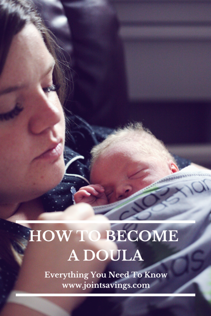 steps on how to become a doula