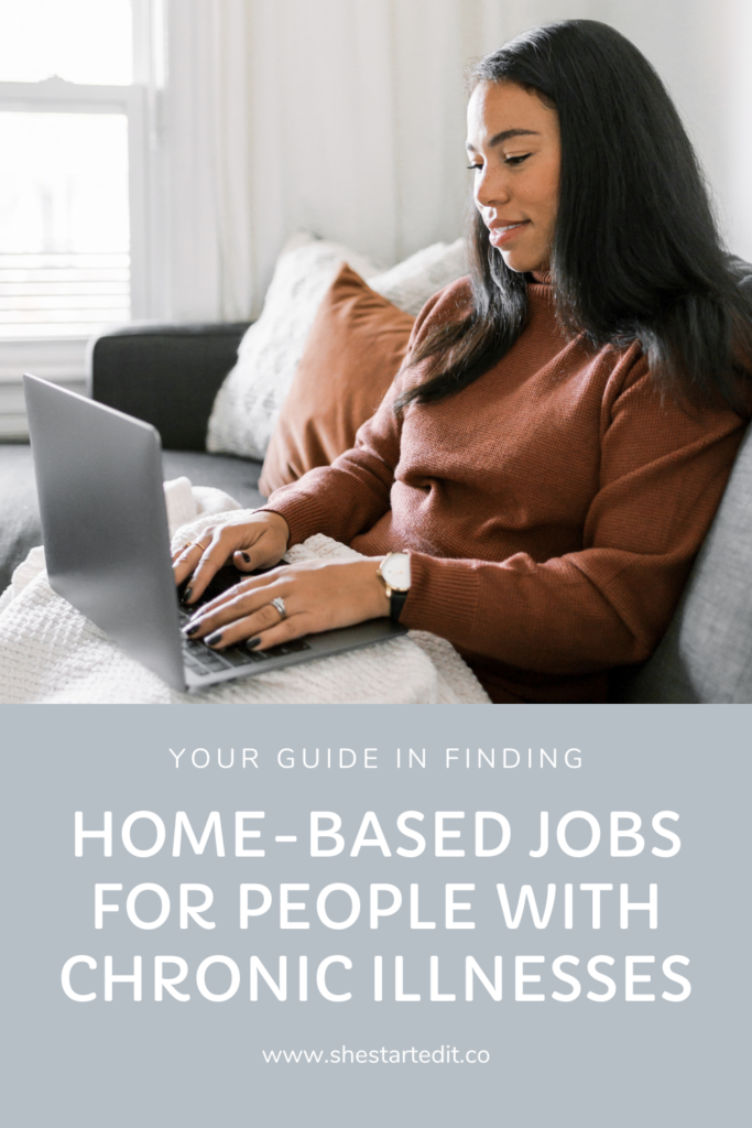 7 ideal jobs for jobs for people with chronic illnesses