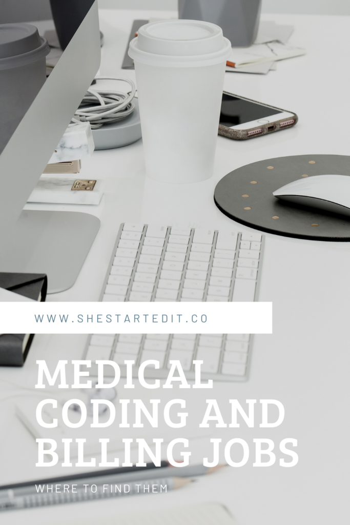 where to find medical coding and billing jobs