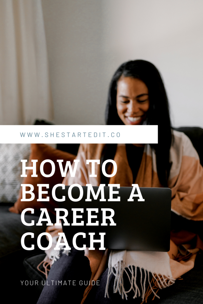 how to become a career coach from home