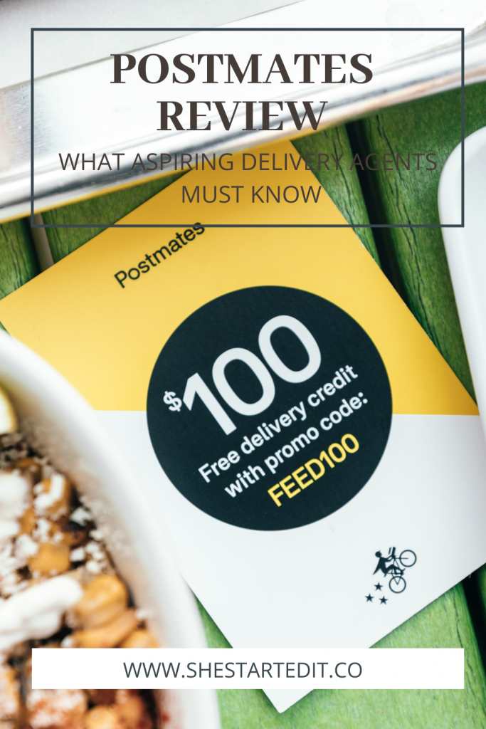 Postmates Review: What You Need To Know Before Becoming A Postmate